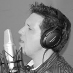 Tim Recording Vocals