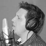 Tim Recording Vocals