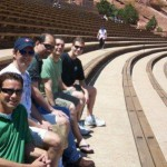Life is Hard at Red Rocks Amphitheatre in Morrison, Colorado. This is by far one of the best musical venues in America, and the inspiration for our song Red Rocks.